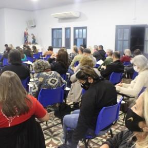 Coordenadores da catequese se reúnem em Nova Veneza