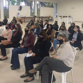 Diocese realiza treinamento para colaboradores