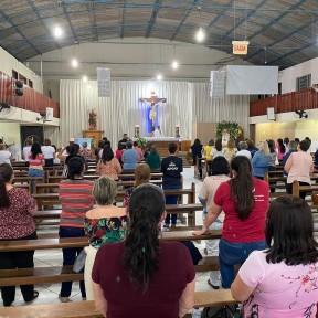 Movimento Mães que Oram pelos Filhos realiza encontro diocesano