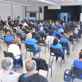 Retiro Diocesano da Pastoral Vocacional é realizado em Turvo