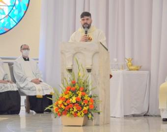 Ordenação presbiteral diácono Anderson