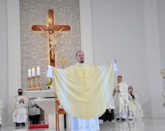 Ordenação presbiteral diácono Rodrigo