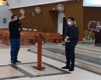 Paróquias de Criciúma estudam Amoris Laetitia