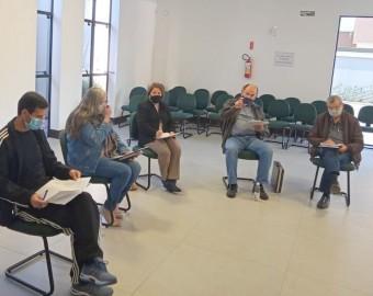 Cúria acolhe encontro do Conselho Missionário Diocesano