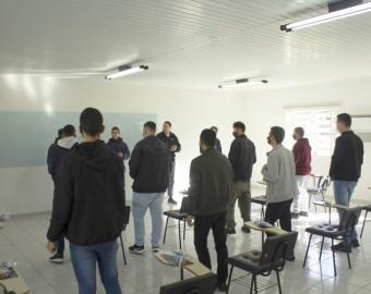 Seminário de Caravaggio promove encontro vocacional
