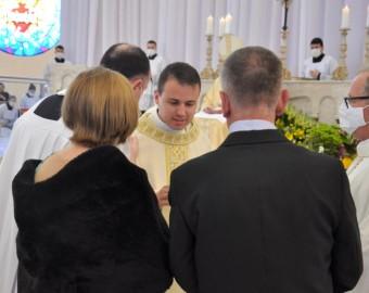 Padre Fernando é o novo sacerdote da Diocese de Criciúma