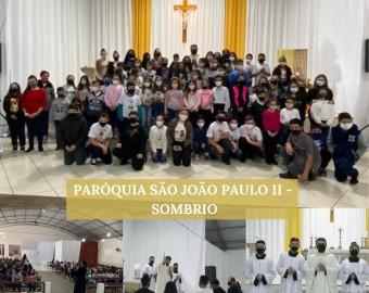 Paróquias celebram São Tarcísio, padroeiro de coroinhas e acólitos