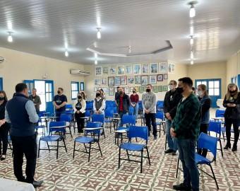 Santuário acolhe encontro formativo da Pascom