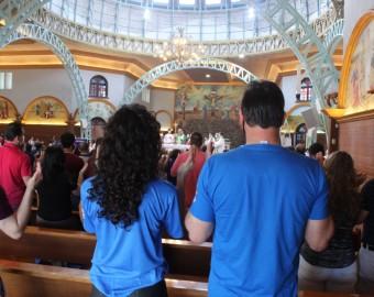 Missa marca último domingo do Mês Vocacional