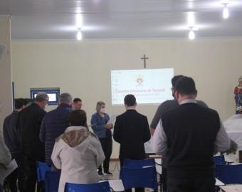 Conselho Diocesano de Pastoral se reúne pela terceira vez no ano