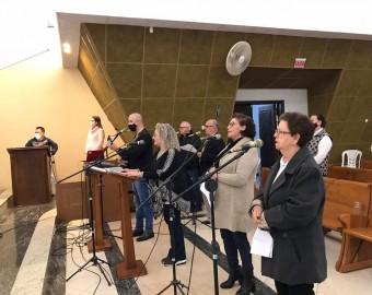 Diocese de Criciúma celebra centenário da Legião de Maria