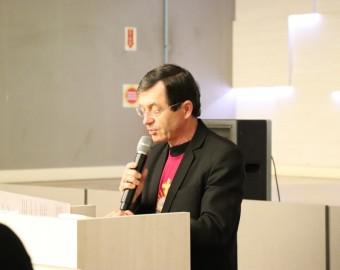 Paróquia São Donato acolhe formação para profissionais