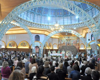 Encontro diocesano reúne Apostolado da Mãe Peregrina