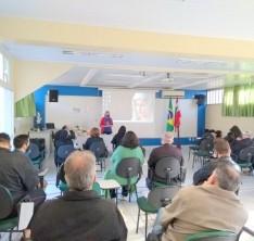 Pastoral Vocacional realiza reunião em Criciúma
